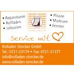 Rollladen Strecker