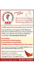 AKD GmbH - Ambulanter Krankenpflegedienst Karlsruhe