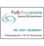Gertrud Schnedermann - Fusspflegepraxis